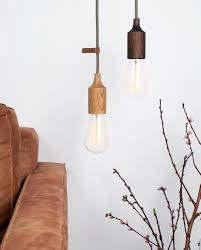 Forest Oak Wood Lamp Hommage Department