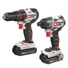 porter cable power tools. porter-cable 2-tool 20-volt max lithium ion (li-ion porter cable power tools a