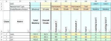 Teacher Record Teacher Record Book Template Free Excel Class Printable