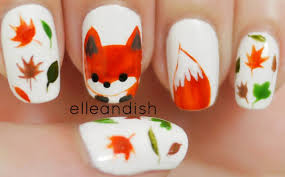 10 Thanksgiving Nail Art Ideas | The Laser Lounge Blog