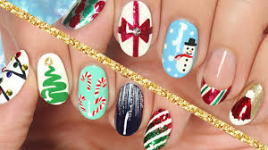 10 Easy Nail Art Designs for Christmas: The Ultimate Guide 2017 ...