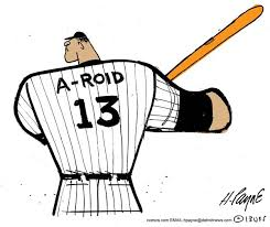 Image result for A ROD STEROIDS CARTOONS