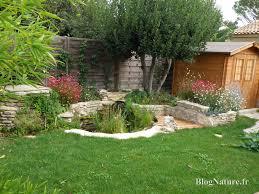 Beautiful Wonderful Comment Refaire Son Jardin #9: Bassin_jardin_vue_final_Blognature