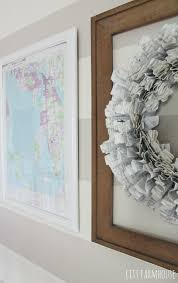 diy map art fill your frames with maps for a coastal look frames from