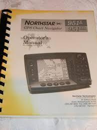 Northstar Gps Chart Navigator 951x 951xd Operators Manual