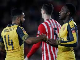 Southampton vs Arsenal highlights and ...