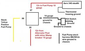 fuel pump wiring double checking having issue honda tech attached images