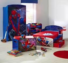 Kids Full Size Bedroom Sets Three Doors Blue Cupboard Soft Blue Wall ...