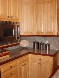 maple wood cabinets.  Cabinets Rustic Maple Kitchen Cabinets For Wood