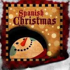 Considered one of the best latin american singers in the world, puerto rican luis miguel will have you swooning and waltzing around your living room with his spanish version of white christmas. this is a great song for relaxing, while listening to the velvet voice of luis. Santa Ana Players Spanish Christmas Lyrics And Songs Deezer