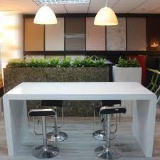 narrow bar table incredible high end long tables counter throughout 20