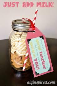 cookie mason jar teacher appreciation gift 3