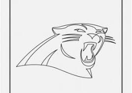 Denver Broncos Logo Coloring Pages At Getcoloringscom Free