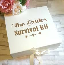 diy instructions for a wedding day emergency kit