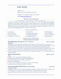 Esthetician Resume Sample Inspirational Microsoft Resume Template