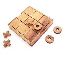 How To Make Wooden Games Tic Tac Toe Wooden Game TicTacToe Board Game 19