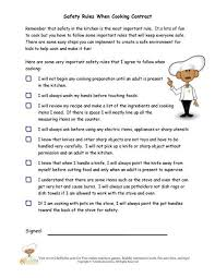 best school safety ideas activities kids could be made into an activity teaching kids kitchen safety and then having each kid come up a safety rule write on big paper and have everyone sign