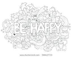 Stress Coloring Pages Anti Stress Coloring Pages Printable Adult