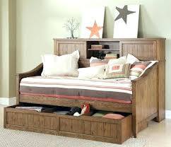 daybed with shelves medium size of white wooden trundle and headboard connected full storage drawers ikea daybed with drawers and shelves bookcase trundle