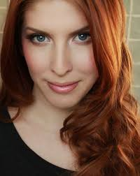 Best Red Hair Color For Blue