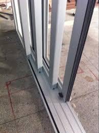sliding door aluminum track saudireiki
