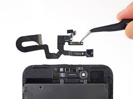 Iphone 7 Plus Front Camera And Sensor Cable Replacement