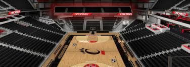 Legacy Arena Seating Chart Basketball The Incline Fifth Third Arena Renovation Project