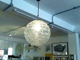 large globe pendant light glass clear cyan design extra new p large globe pendant ceiling light