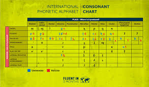 The spanish alphabet is called. The Ipa Alphabet How And Why You Should Learn The International Phonetic Alphabet With Charts