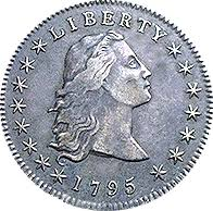 1795 Flowing Hair Dollar Value Cointrackers