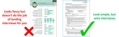 How To Layout Resume Best Cv Layout 13 Techniques That Will Get You More Interviews