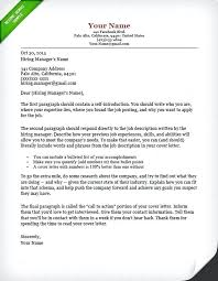 Creative Cover Letter Template Resume Cover Letter Template By ...