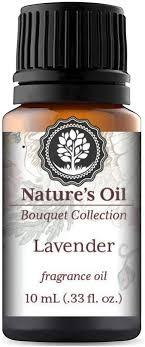 Lavender Fragrance Oil 10ml for Floral Diffuser Oils ... - Amazon.com