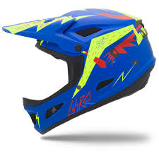 Giro Cipher Helmet Matte Blue Hammer