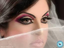 arabic bridal eyes makeup bollywood barbie doll makeup tutorial
