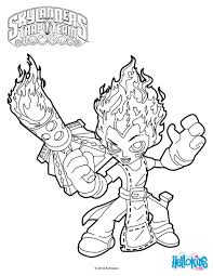 Small Picture Skylanders Trap Team Coloring Pages New Coloring Pages