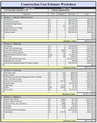 Building A House Cost Spreadsheet Spreadsheet For Building A House