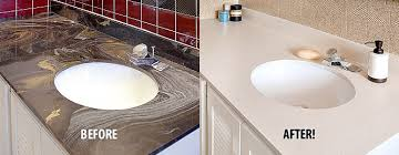 solutions countertop refinishing miracle method countertops on countertops
