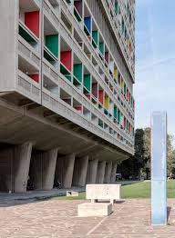 Ad Classics Unite D Habitation Le Corbusier Archdaily