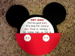 Photo Baby Mickey Mouse Baby Image