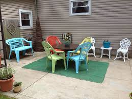 cheap plastic patio furniture. Bring New Life To Old Plastic Patio Furniture With Spray Paint For Plastic! Cheap D