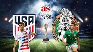 USA vs Mexico : times, TV & how to ...
