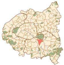 paris and inner ring departments