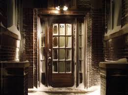15 panel glass door with led door lighting next main interior doors