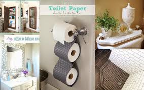 guest post 5 best diy bathroom projects