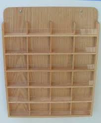 Wooden Greeting Card Display Stand Postcard Display Rack Church Attendance Board Vintage Wood Photo 30