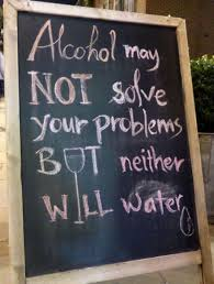 Ive Told You A Hundred Times Water Will Not Solve Your Problems