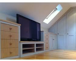 attic bedroom furniture. Under Eaves Attic Den: Stocksfield - Dunham Fitted Furniture Bedroom F