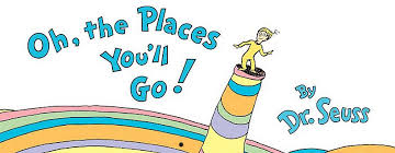 Dr Seuss Oh The Places You Ll Go Quotes Fascinating Ohtheplacesyoullgodrseusswisdom AMPM PR