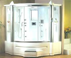 enclosed shower steam shower review large size of steam shower photos design showers control panel glass